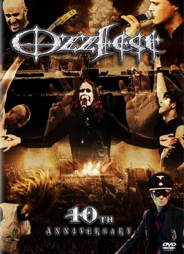 OZZY OSBOURNE - Ozzy Osbourne's Ozzfest 10th Anniversary cover