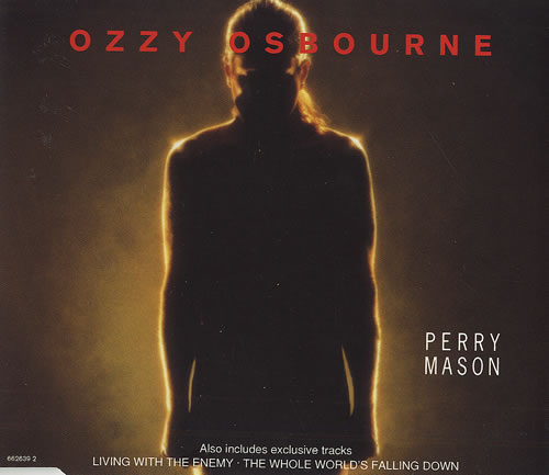 OZZY OSBOURNE - Perry Mason cover