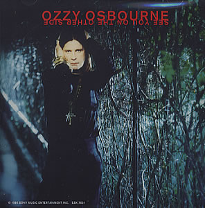 OZZY OSBOURNE - See You On The Other Side cover