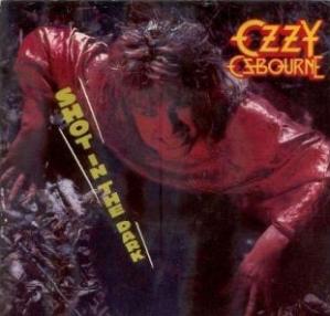 OZZY OSBOURNE - Shot In The Dark cover