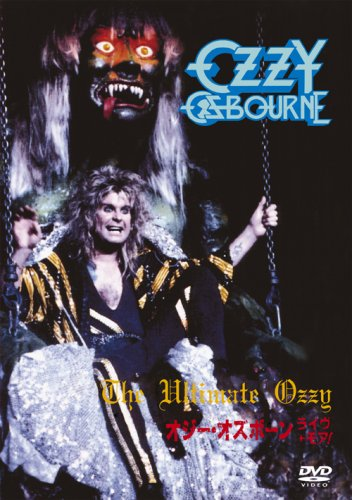 OZZY OSBOURNE - The Ultimate Ozzy cover