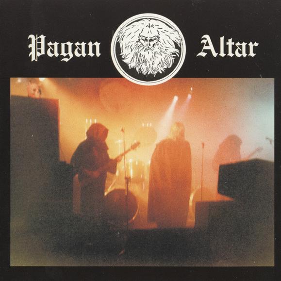PAGAN ALTAR - Volume 1 cover