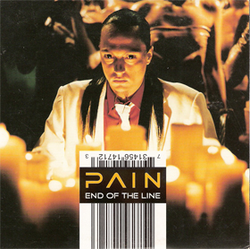 PAIN - End of the Line cover