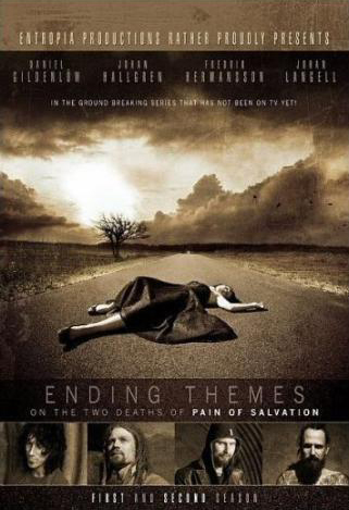 PAIN OF SALVATION - Ending Themes - On The Two Deaths Of Pain Of Salvation cover