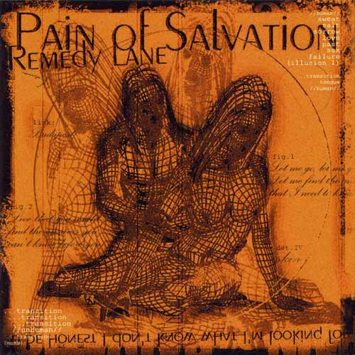 PAIN OF SALVATION - Remedy Lane cover