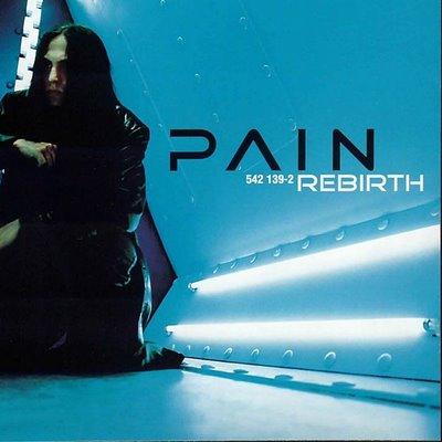 PAIN - Rebirth cover