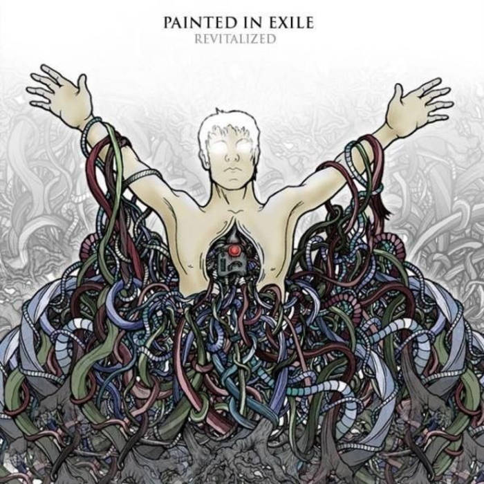 PAINTED IN EXILE - Revitalized cover