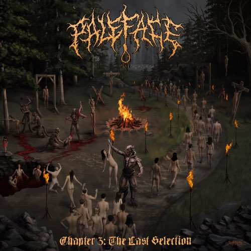 PALEFACE - Chapter 3: The Last Selection cover