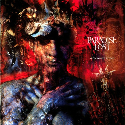 PARADISE LOST - Draconian Times cover
