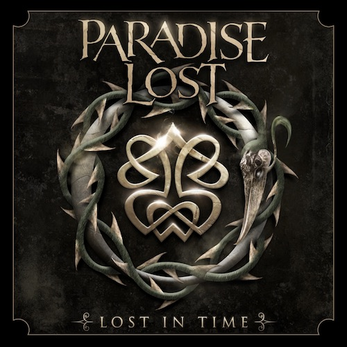 PARADISE LOST - Lost In Time cover
