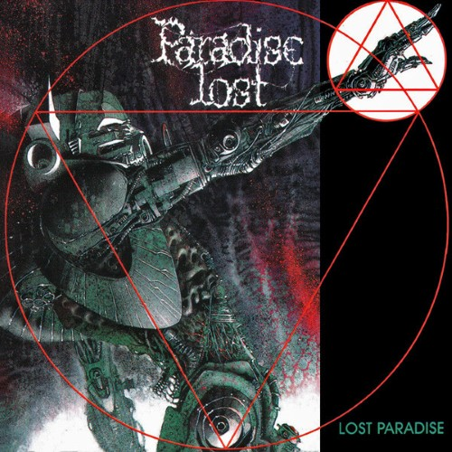 PARADISE LOST - Lost Paradise cover