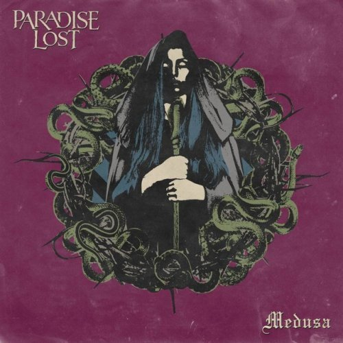 PARADISE LOST - Medusa cover