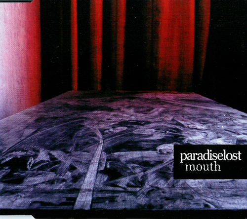 PARADISE LOST - Mouth cover