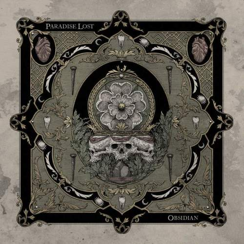PARADISE LOST - Obsidian cover