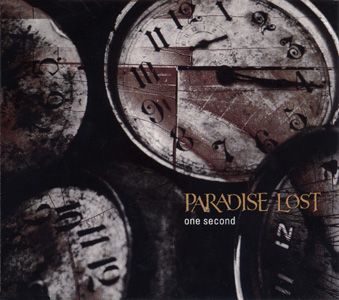PARADISE LOST - One Second cover