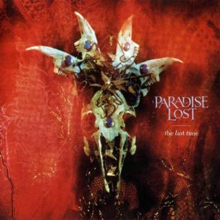 PARADISE LOST - The Last Time cover