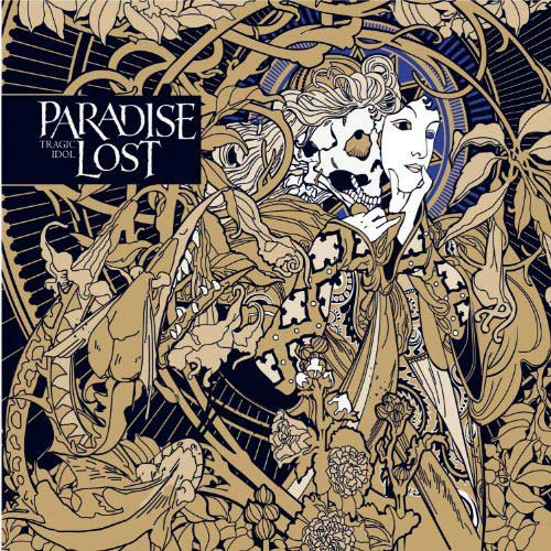 PARADISE LOST - Tragic Idol cover