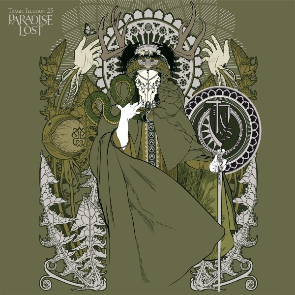 PARADISE LOST - Tragic Illusion 25 (The Rarities) cover