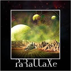 PARALLAXE - Parallaxe cover
