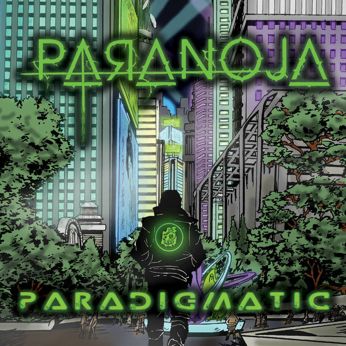 PARANOJA - Paradigmatic cover