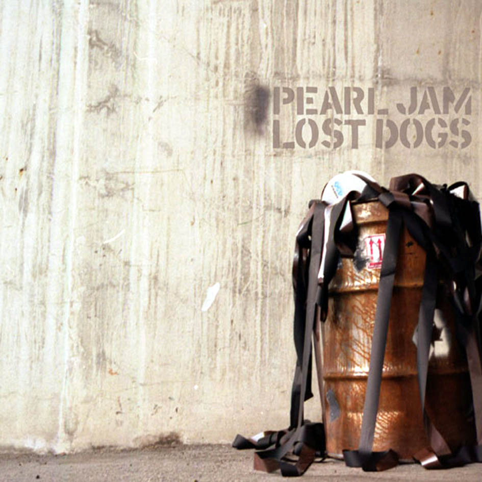 Lost Dogs Pearl Jam Album Cover Pearl Jam Lost Dogs Cover