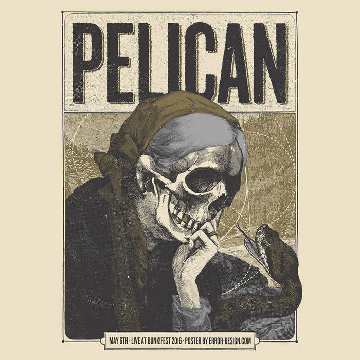 PELICAN - Live At Dunk!Fest 2016 cover