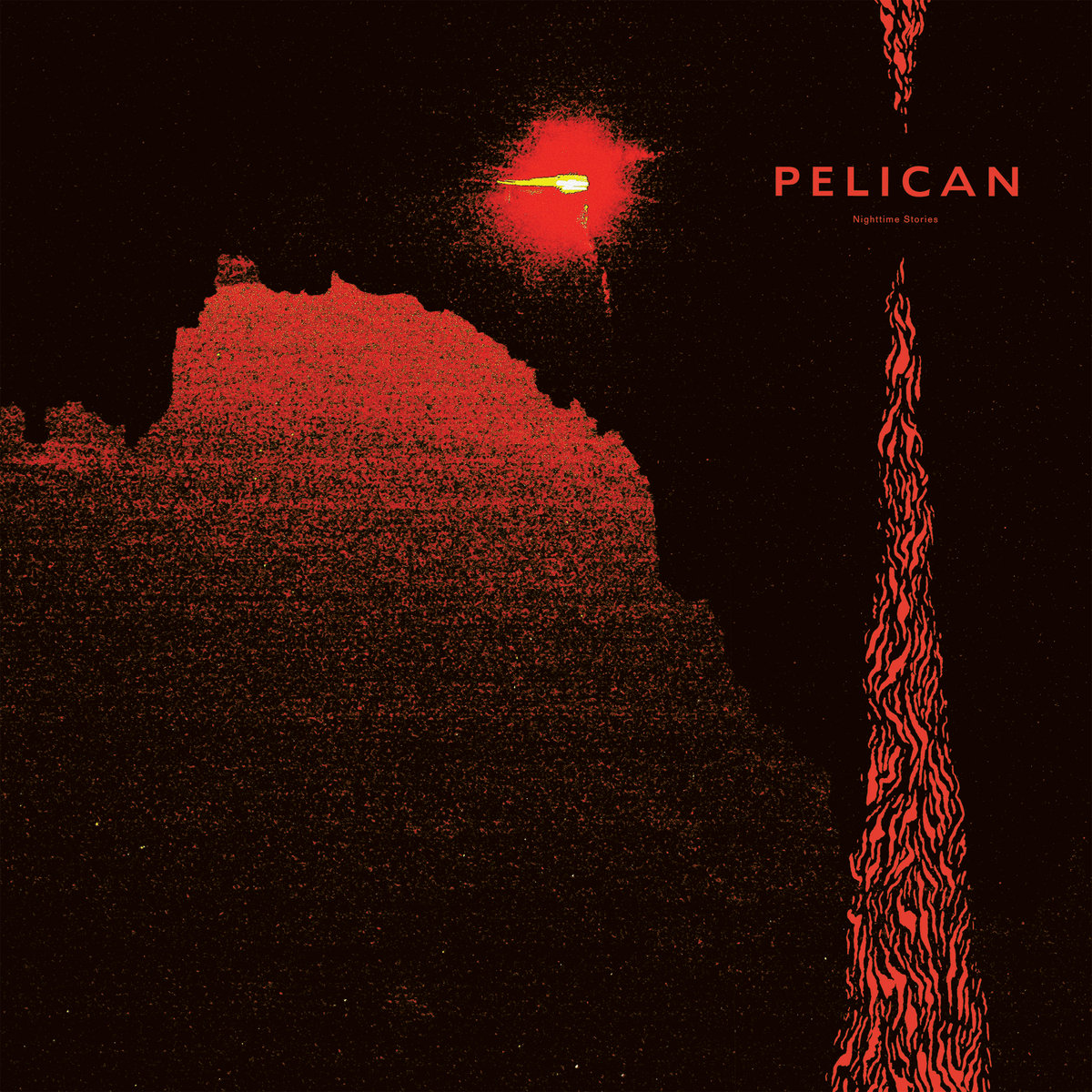PELICAN - Nighttime Stories cover