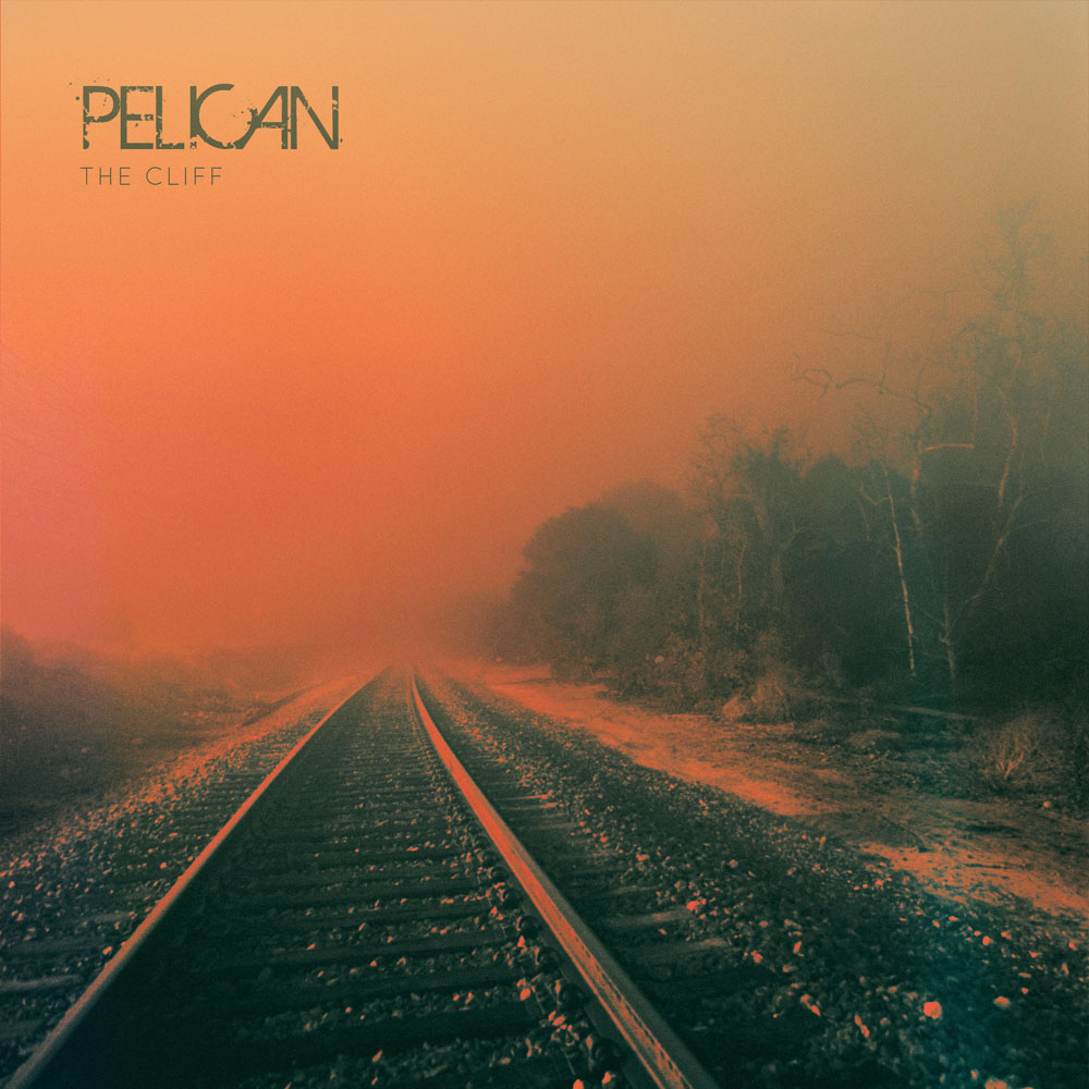 PELICAN - The Cliff cover
