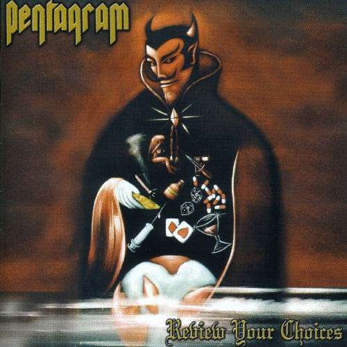 PENTAGRAM - Review Your Choices cover