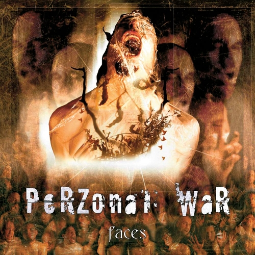 PERZONAL WAR - Faces cover