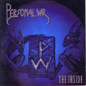 PERZONAL WAR - The Inside cover