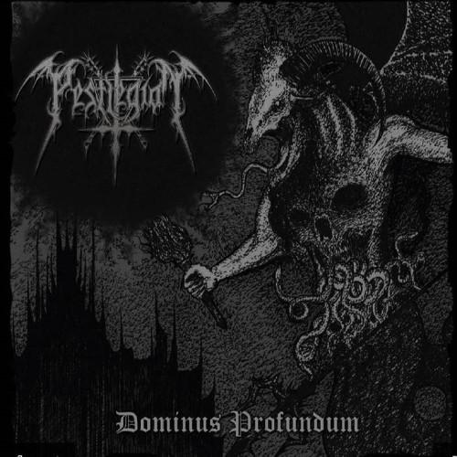 PESTLEGION - Dominus Profundum cover