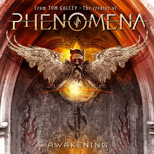 PHENOMENA - Awakening cover 