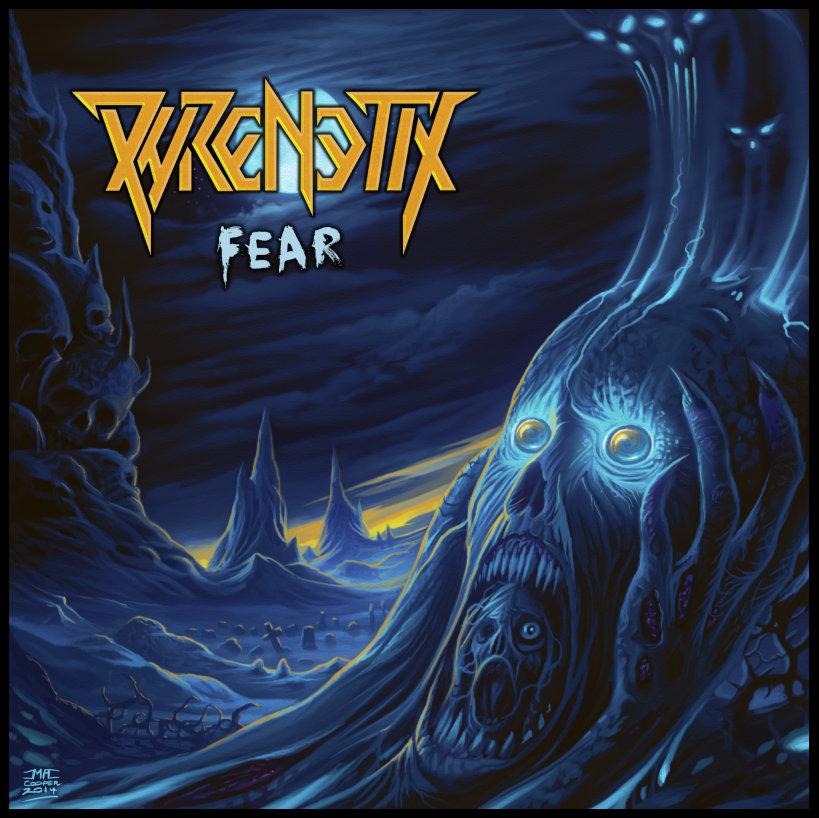 PHRENETIX - Fear cover