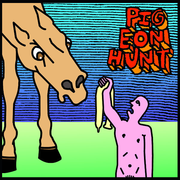 PIGEON HUNT - Pigeon Hunt (2014) cover