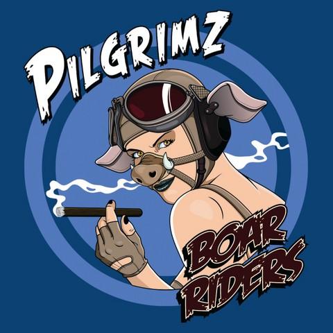 PILGRIMZ - Boar Riders cover
