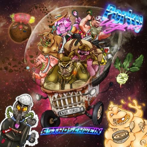 PORKY VAGINA - Astroschwein cover