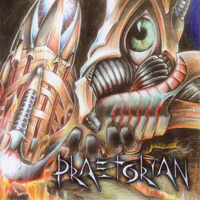 PRAETORIAN - Crushing Torment cover