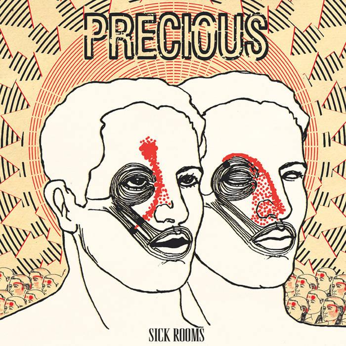 PRECIOUS - Sick Rooms cover