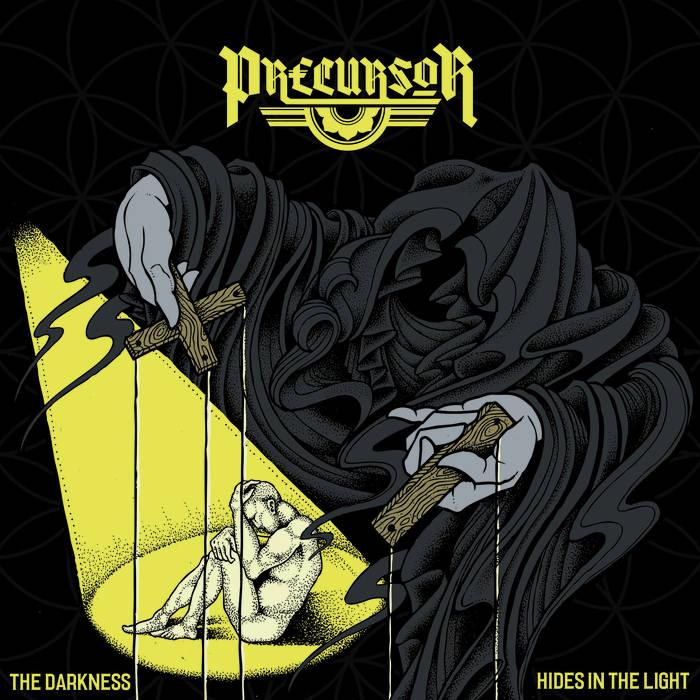 PRECURSOR - The Darkness Hides In The Light cover