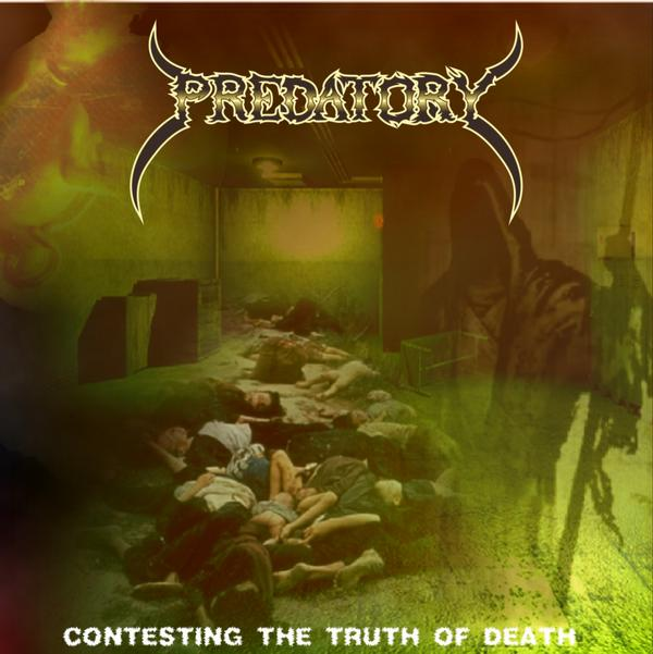 PREDATORY - Contesting the Truth of Death cover