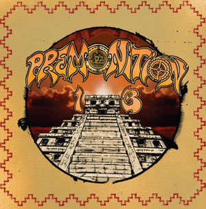 PREMONITION 13 - Switchhouse / Crossthreaded cover