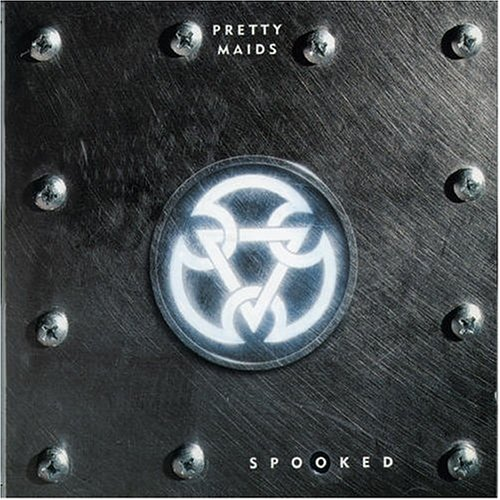 PRETTY MAIDS - Spooked cover