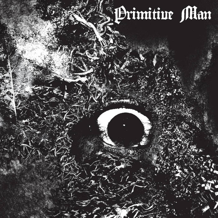 PRIMITIVE MAN - Immersion cover