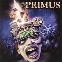PRIMUS - Antipop cover