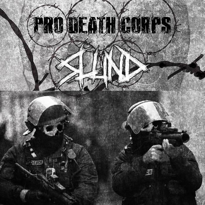 PRO DEATH CORPS - Slund / Pro Death Corps cover