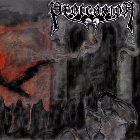 PROCESSION - The Cult of Disease cover