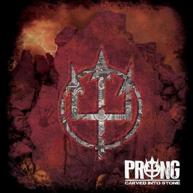 PRONG - Carved Into Stone cover