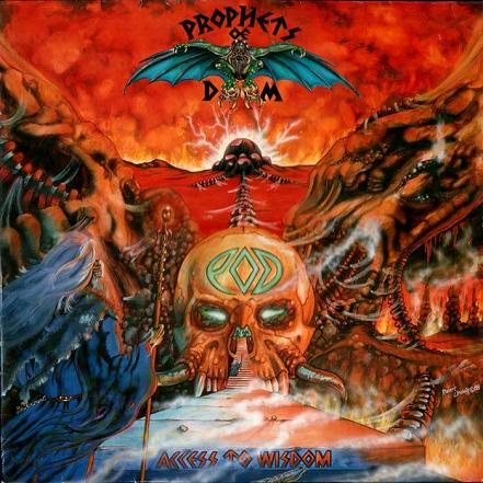 PROPHETS OF DOOM - Access to Wisdom cover