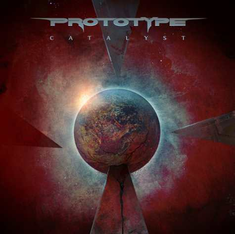 PROTOTYPE - Catalyst cover